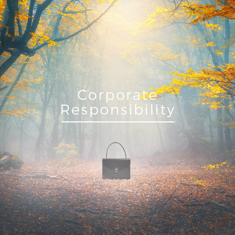 Launer's Corporate Social Responsibility